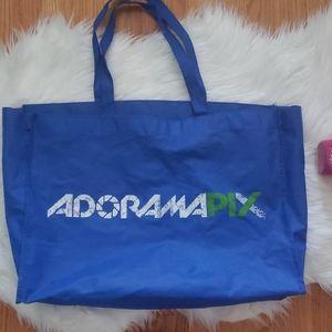 Handbags - Adorama Pix Reusable Blue Tote Bag